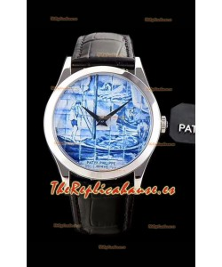 "Patek Philippe 5089G-062 ""The Barge"" Edition Swiss Reloj Réplica a Espejo 1:1"