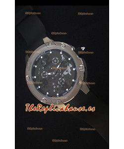 Richard Mille RM033 Extra Flat Edition Reloj Replica Suizo en Titanio con Numerales en Numeros Arábigos