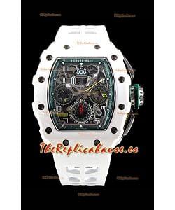 Richard Mille RM11-03 Le Mans Classic Reloj Réplica de Cerámica