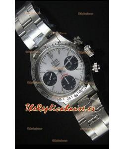 Rolex Daytona Vintage 6263 para la Edición CARTIER Reloj Replica Suizo Bisel en Metal