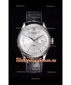 Rolex Cellini Date Ref#50519 Replica Reloj de Acero 904L Réplica a Espejo 1:1