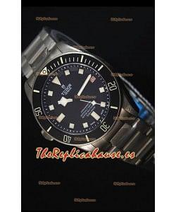 Tudor Pelagos Titanium Reloj Replica Suizo - Lefty Edition 1:1 Mirror Replica
