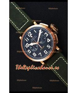 Zenith Pilot Type 20 Chronograph - Extra Especial 45MM Reloj Replica Suizo