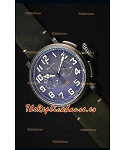 Zenith Pilot Heritage Edition Ton-Up 1:1 Reloj Replica Suizo espejo 1:1