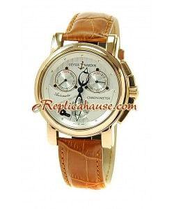 Ulysse Nardin Complications Chronometer Reloj Réplica