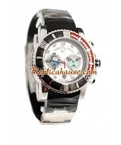 Ulysse Nardin Maxi Marine Cronógrafo Reloj Réplica