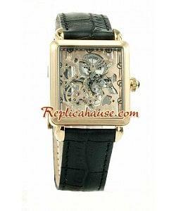 Vacheron Constantin Skeleton Square Reloj Réplica