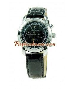 Vacheron Constantin Malte Perpetual Cronógrafo Reloj Réplica