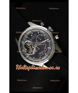 Zenith El Primero Chronomaster Handwind, Reserva de Energía 42MM Reloj Replica, Dial Gris