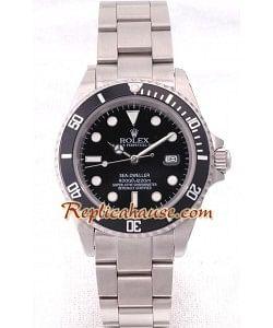 Rolex Réplica Sea Dweller-Silver