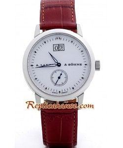 A. Lange Sohne SAXONIA Reloj
