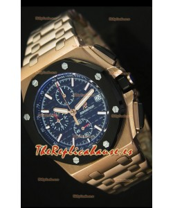Audemars Piguet Royal Oak Offshore Reloj Caja Oro Rosado