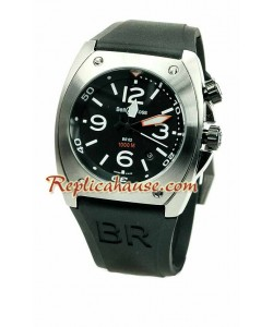 Bell and Ross BR 02 Steel Reloj Réplica