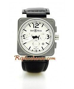Bell and Ross BR01-94 Edición Reloj de imitación - Tamaño Medio