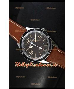Bell & Ross BR123 Heritage Falcon Reloj Suizo Edición Limitada