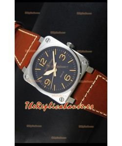 Bell & Ross Aviation BR03-92 Reloj Suizo Edición Golden Heritage