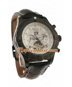 Breitling Cronómetro Tourbillon Reloj Réplica