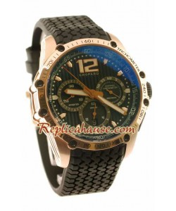 Chopard Classic Racing Superfast Reloj Suizo de imitación