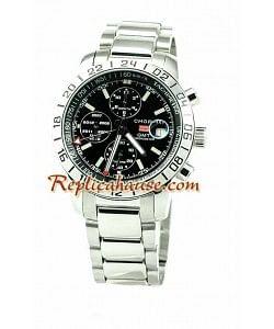 Chopard Mille Miglia GMT Reloj- Reloj Suizo con Movimiento Japonés