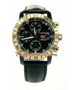Chopard GMT Speed Black Edición Limitada