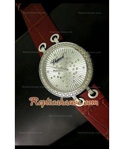 Chopard Xtravaganza Réplica Reloj Señoras en Acero