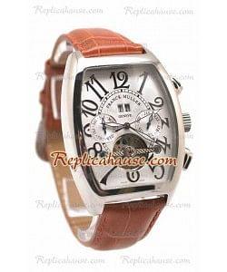 Franck Muller Conquistador Tourbillon Reloj Réplica