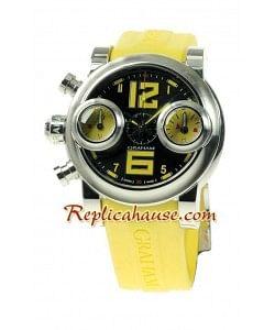 Graham Swordfish Reloj Suizo de imitación - Left Hy Edición