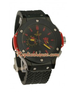 Hublot Big Bang Man United Edición Reloj