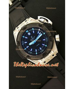 Hublot Big Bang Keng Power 4000M Reloj en Números Azules