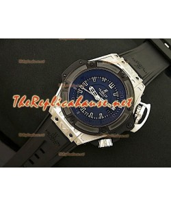 Hublot Big Bang Keng Power 4000M Reloj con Esfera de color Negro