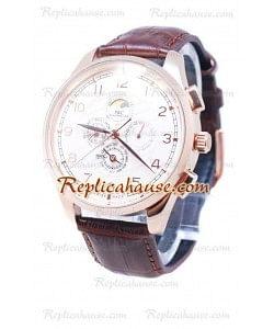 IWC Portuguese Grye Complication Reloj