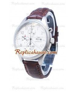 IWC Portofino Cronógrafo Schaffhausen Reloj