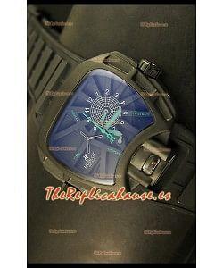 Hublot Big Bang MP 02 Edición Key of Time, Reloj Japonés, en caja de PVD