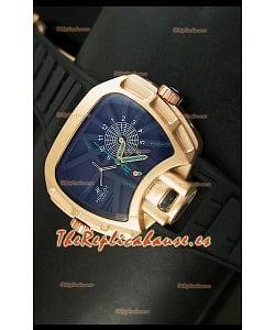 Hublot Big Bang MP 02 Edición Key of Time, Reloj Japonés en caja de Oro Rosado