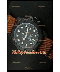 Rolex Submariner Edición STEALTH Reloj Réplica Suiza