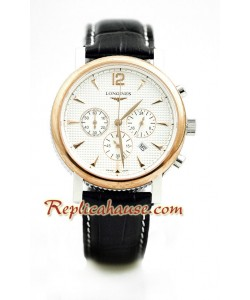 Longines Clous de Paris Reloj Réplica