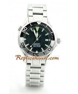 Omega Seamaster Reloj Réplica para Dama