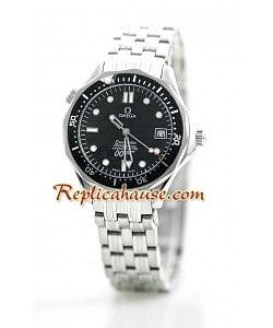 Omega Seamaster 007 Edición Dama Reloj Réplica