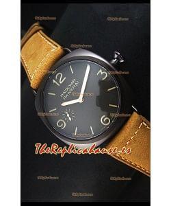 Panerai Radiomir 3 Days PAM00504 Composite Reloj Réplica Suizo Movimiento P.3000