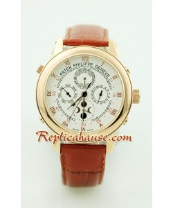 Patek Philippe Double Sided Complications Reloj