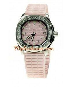 Patek Philippe New Aquanaut Dama Reloj Réplica