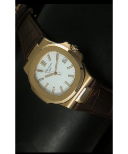 Patek Philippe Nautilus 5711/R Reloj Suizo Jumbo - Ultima Edición Réplica Escala 1:1