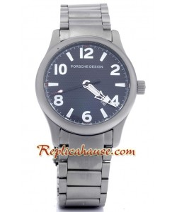 Porsche Design Reloj Réplica - Titanio