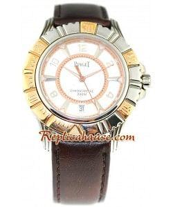 Piaget Automatique Chronometer Reloj Suizo de imitación