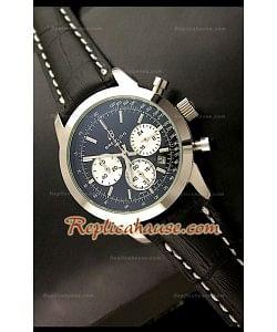 Breitleng Transocean Reloj Japonés de Cuarzo- 35MM