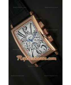 Franck Muller LargoIsly Reloj Chapado de Oro
