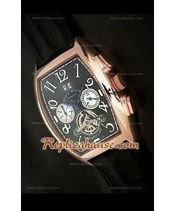Franck Muller Master of Compliations Tourbilon Reloj Japonés