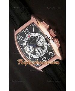Franck Muller Master of Compliations Reloj Japonés