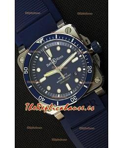 Bell & Ross BR03-92 Reloj Réplica Suizo versión Buzo a espejo 1:1