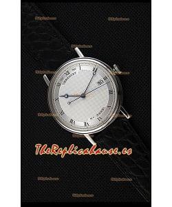 Breguet Classique 5177BB/15/9V6 Reloj de Acero Inoxidable con Marcadores de Hora en Numeros Romanos